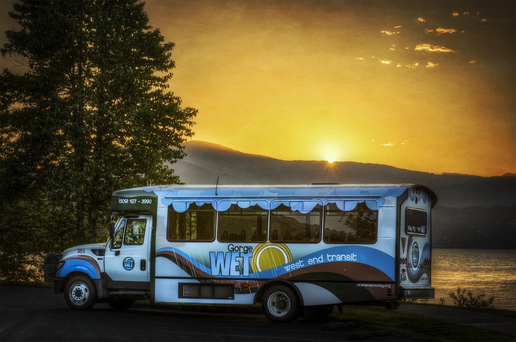 WET Bus
