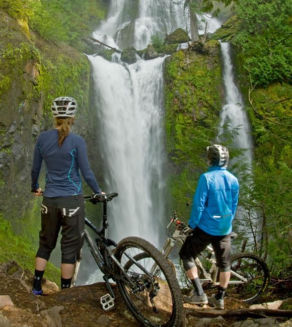 Outdoor Fun - Waterfall