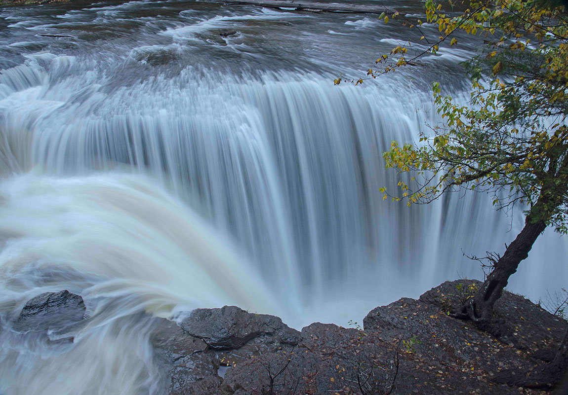 Lewis River Trail – Lower Falls