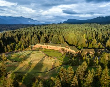 Skamania Lodge Hiking Trails