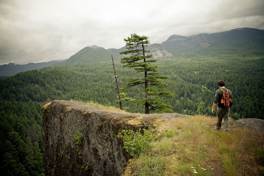 Wind Mountain Trail