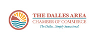 The Dalles Area Chamber of Commerce Logo