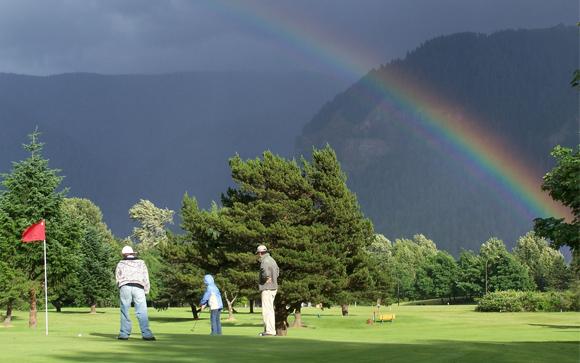 Golf Get-a-way