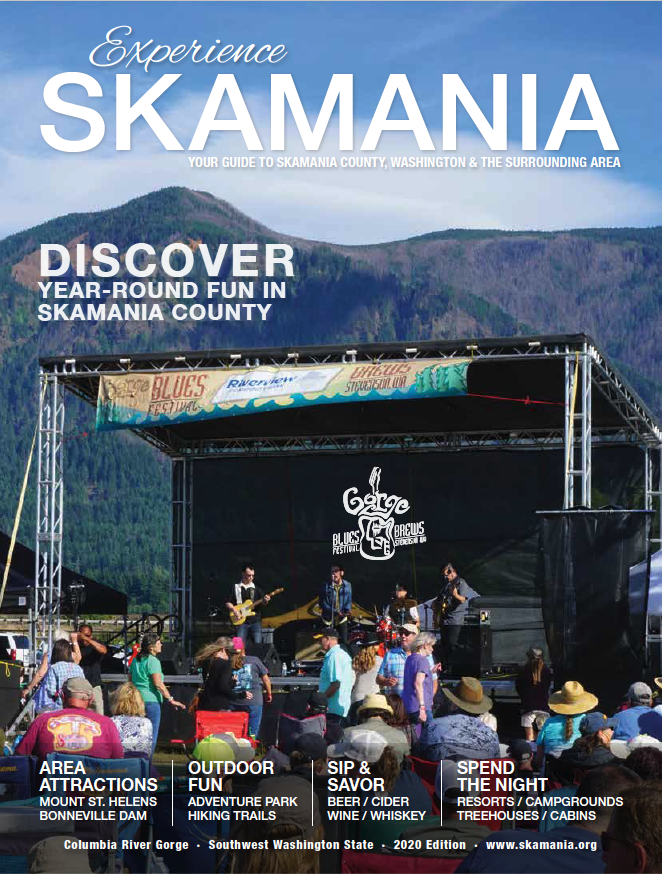 Skamania Visitor Guide 2019